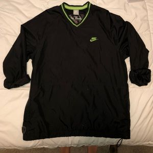 Nike windbreaker Men's size L / Women's size XL